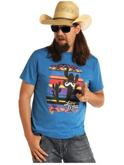 Men's  Rock & Roll by Panhandle Slim  Cowboy Cactus with Mustache