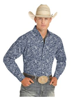 Men's Tuf Cooper Performance Competition by Panhandle Slim