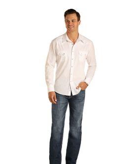 Men's Panhandle Slim Double Barrel Straight