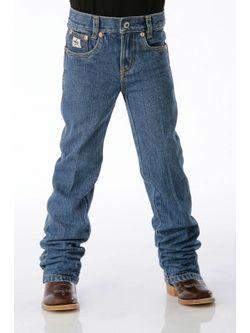 Boys Cinch Toddler 5 Pocket Jeans