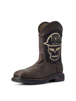 Mens Ariat Workhog XT Venttek Composite Toe Work Boots
