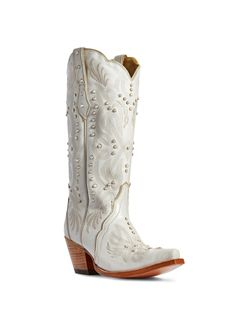 Ladies Ariat Snow Pearl 'Dolly' Boot