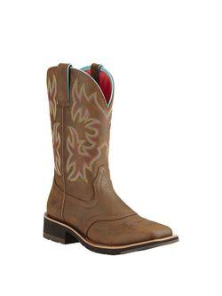 Ladies Ariat Delilah Western Boot