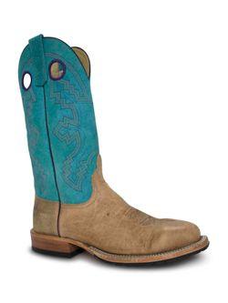 Men's Anderson Bean Steel Toe Distressed American Buffalo Work Boot