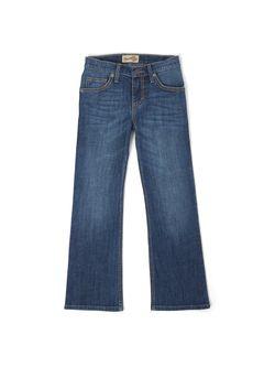 Boys Wrangler Denim Dark Jeans