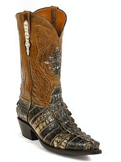 Mens Black Jack American Alligator Limited Edition Pre-Order