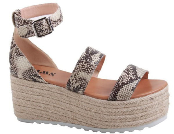 Ladies-Snake-Skin-Print-Platform-Sandals-241819