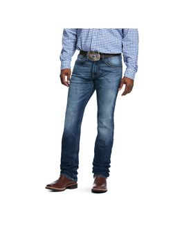 Mens Ariat M4 Out Bound Straight Leg