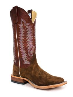 Mens Anderson Bean Bacon Latte Cowboy Boots