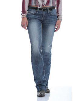 Ladies Cinch Abby Stone Jeans