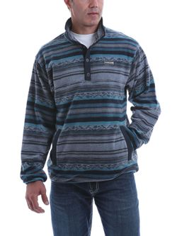 Mens Cinch Multi Fleece Pullover