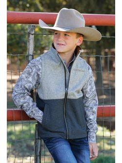 Boys Cinch Multi Bonded Vest