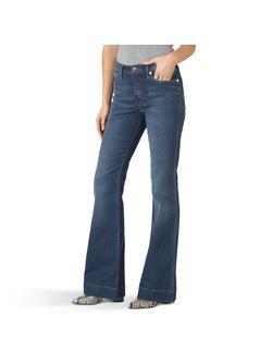 Ladies Wrangler Retro High Rise Diane Jeans