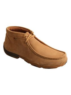 Mens Twisted X Roughout Tan