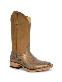 Ladies Macie Bean Copper Western Tool
