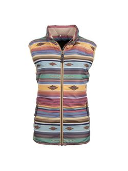 Ladies STS Sunset Sealy Vest