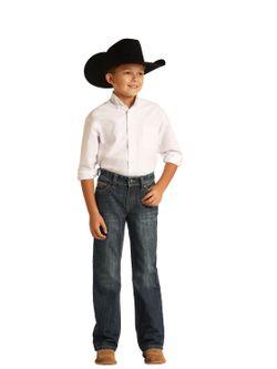 Kids Panhandle Slim Rock & Roll Jeans