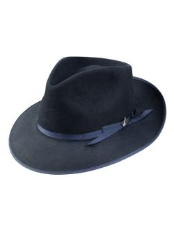 Mens Stetson Royal Deluxe Open Road Navy