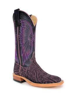 Ladies Anderson Bean Pink Safari Elephant Boots