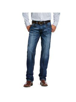 Mens Ariat M1 Portland Straight Leg Jeans