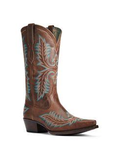 Ladies Ariat Carolina Sassy Boots
