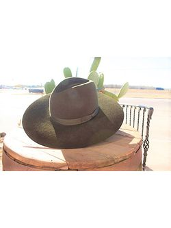 Ladies Rodeo King Tracker Moss Cowgirl Hat