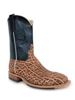 Mens Anderson Bean Terra Vintage Elephant Steel Toe Work Boots