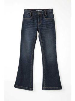 Girls Cinch Violet Dark Stone Jeans