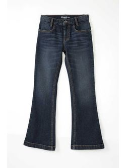 Girls Cinch Violet Dark Stone Jeans
