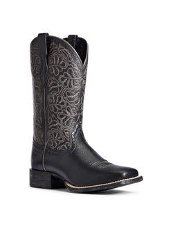 Ladies Ariat Remuda Round Up Boots