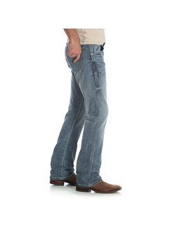 Men's Wrangler Retro Greeley Slim Boots Jeans