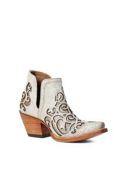 Ladies Ariat Dixon Glitter Boots