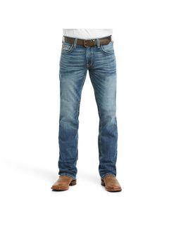 Mens Ariat M5 Harper Straight Jeans
