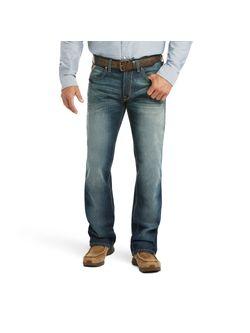 Mens Ariat Patterson Jeans