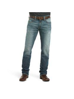 Mens Ariat M4 Stockton Straight Jeans