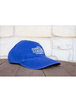 Mens Texas Boot Company  Royal Blue Cap