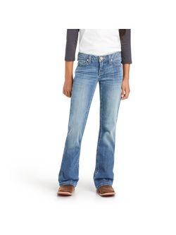 Kids Ariat Girls Vivian Jeans