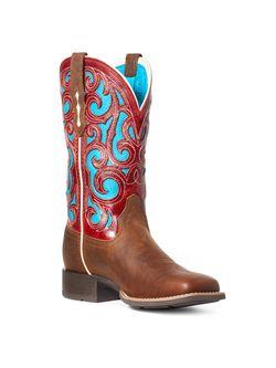 Ladies Ariat Karma Venttek Boots