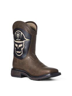 Kids Ariat Workhog Venttek Boots
