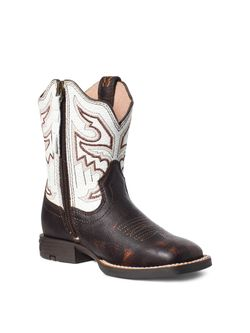 Kids Ariat Marble Sorting Pen Boots
