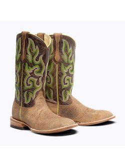 Mens Capitan Cheyenne Light Brown Boots