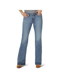 Ladies Wrangler Light Jeans