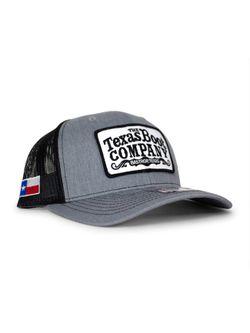 Mens  TBC Black & Gray Cap