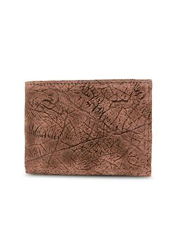 Mens Chacon Slim Fold Hippo Tan Wallet