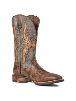 Mens Ariat Stoneworn Graph Boots