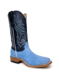 Mens Fenoglio Sky Blue Bios Boots