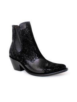 Ladies Liberty Black Pisco Negro Boots