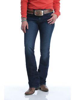 Ladies Cinch Hannah Dark Jeans