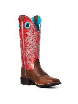 Ladies Ariat Roundup Ryder Boots