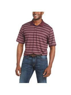 Mens Ariat Malbec Fadetek 2.0 Short Sleeve Shirt